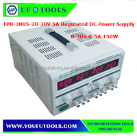 TPR-3005-2D 30V 5A Regulated DC Power Supply 150W Precision Digital AC Power Supply Voltage Stabilizer Triple Channel