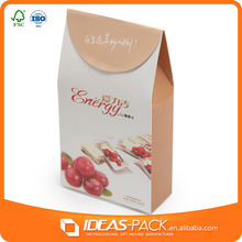 Gift snack box packaging