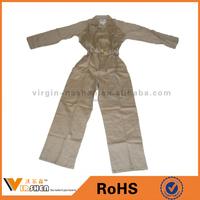 Economic type cheap ladies work uniforms/coverall working uniform