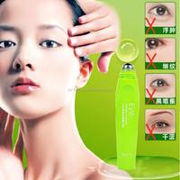 PILATEN Wrinkle Essence Eye Ball in full effect cream,reduce puffiness,Anti-wrinkles, Dark Circle Removing Roll-on eye cream 15g