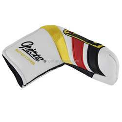 2015 New PU Leather Golf Head Cover for Scotty Cameron Taylormade Odysse NEW Germany Flag for Winter