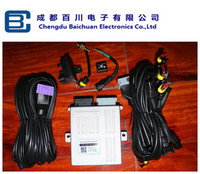 OMVL D07 cng lpg ecu conversion kit for sequential BC Gas