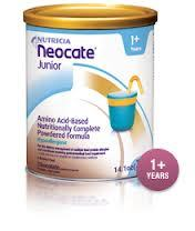 1 to 3 years Neocate infant dha baby milk available for sale