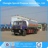 Dongfeng new style lpg tank fuel tanker truck manufacturers