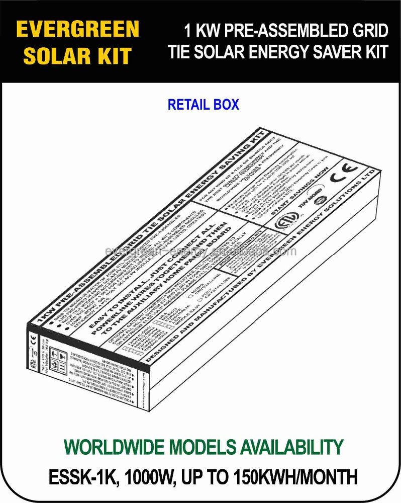 Roof Solar Kits For Homes High Efficiency Solar Panel