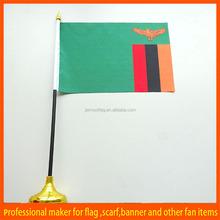 various kinds national table flag
