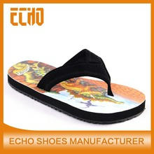 High quality kids casula sandals outdoor slippers for boys sandy shoes for children