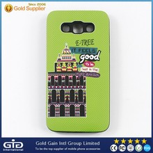 Hot OEM Combo Case Luminous Smart Cover Case For Samsung For Galaxy Grand Max G7200 (NP-2248)