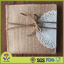Decoration use lace paper doily from Zhejiang Yiwu