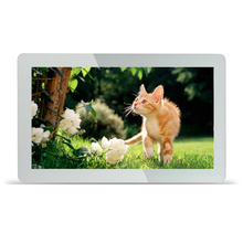 27 Inch All In One LCD PC Advertising Touch Player