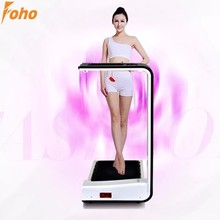 The new multi-function household electric treadmill to lose weight ultra-quiet women-only mini folding treadmill