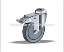 Bolt agujero ruedas con tpe- neumáticos( elastómero termoplástico) ruedas