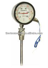 venta top oem termómetro de contacto eléctrico de calibre
