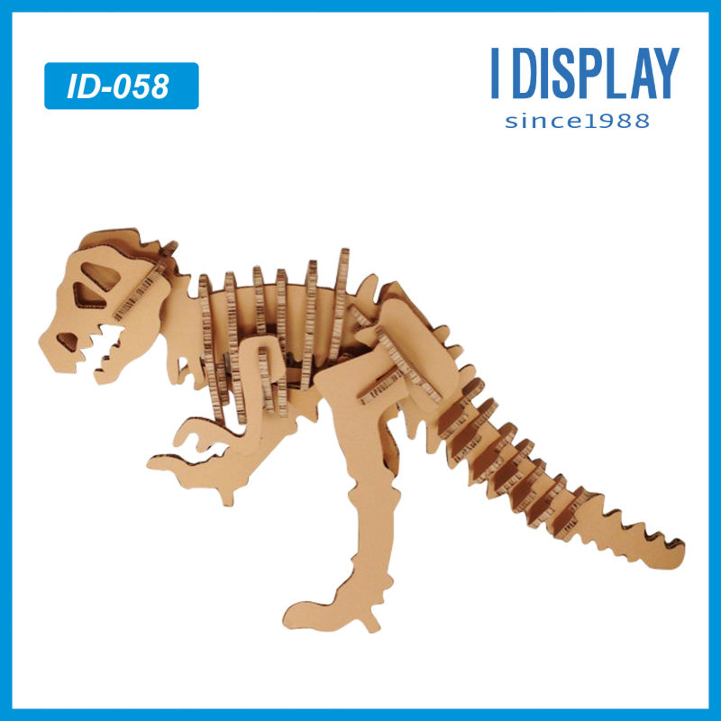 Vivid Dinosaur Paper Crafts For Viewing To Add More Fun In Your