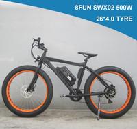 LOHAS 2015 1000W 2000w Dual Electric Mountain Bike with Magic Pie 12 Hub Motor