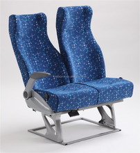 Safety comfortable passenger seat for bus