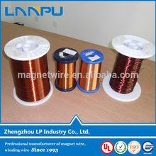 Aprobado por UL alambre de cobre del transformador