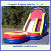 China manufacture home use inflatable water slides for kids ,residential inflatable water slides