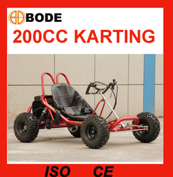 Cheap 200cc Racing Go Karting with single seat