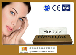 2016 hot sale CE Certificate injectable hyaluronic acid facial dermal filler for remove wrinkles, medium 2.0ml