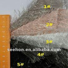 2013 100% Polyester fiber Grahame fox fleece -