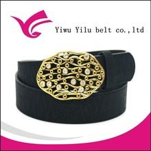 2015 Yiwu Yilu new belt womens with crystal stone