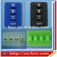 Silicone Keypad / Rubber Keypad / Remote Controller Pad for car