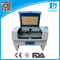 China Factory Autocad 9060 Acrylic and Wood Laser Cutting Machine