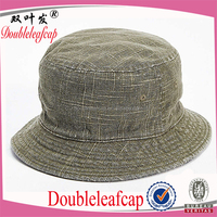 New Fashion Jeans Comouflage Bucket Hat New Arrival Blank Plain Fisher Man Hat