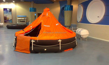 China Factory Wholesale Davit Lunched Inflatable Life Raft