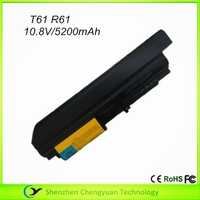 T61 battery for Lenovo ThinkPad T400 R400 laptop parts