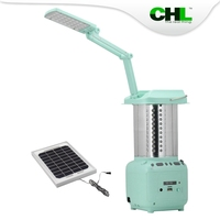 2015 Rechargeable CHL solar outdoor lighting lantern with usb charging