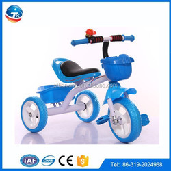 Hot sale! new design plastic kids tricycle with back seats toy tricycle,plastic toy tricycle,ride on baby three wheel tricycle