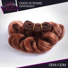 Fashion Style Short Real Virgin 100% Raw Natural Curl Brazlian Hair