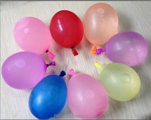 2015 Hot Sale 3 inch Different Weight Water Balloon