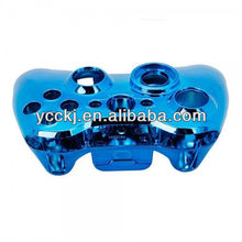 Polished Replacement Shell For XBOX360 Controller Chrome Repair Cases