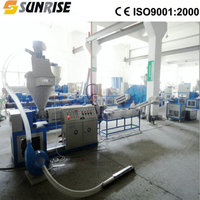 Waste Plastic Film Pelletiizing Machine/Granulating Machine