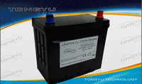 Automotive LiFePO4 Starter Battery 12V 40Ah to Replace Lead Acid Battery With 800A CCA