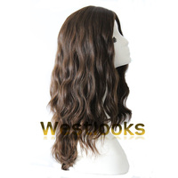 Best Skin Top Kosher Hidden Knots Sexy Wavy Jewish Wigs Wholesalers