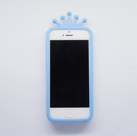 2015 new product for iphone 6 silicone case 3D cartoon silicone phone case