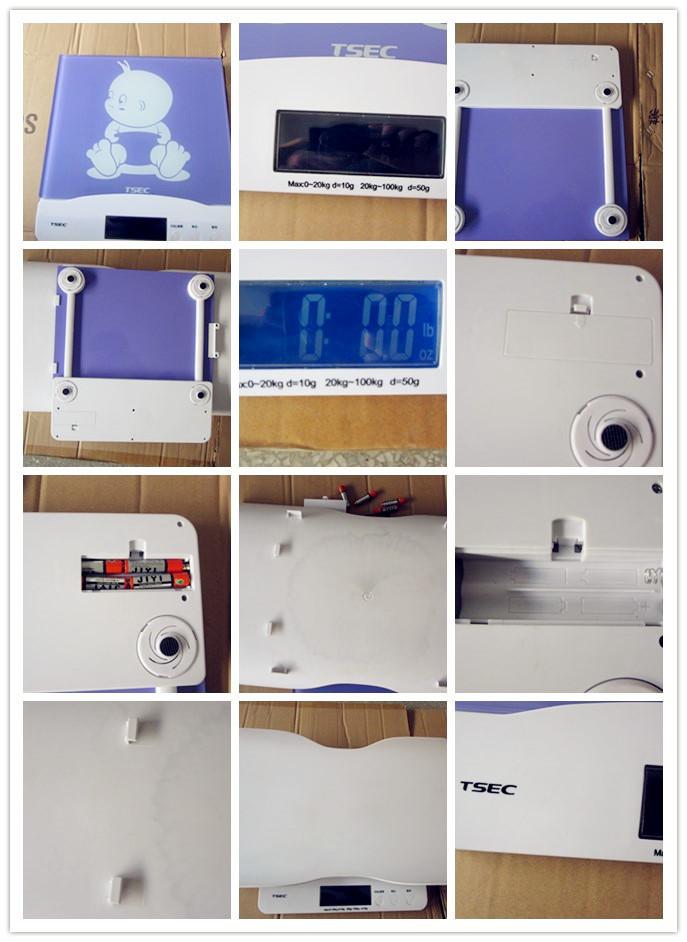 최신 아기 무게 scalets- eb1401 중국에서 만든
