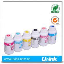 UVINK brand 2015 anti-uv inkjet printer uv dye ink