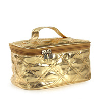 Chic travel accessory pouch cosmetic bags