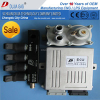 Safe deal ! 4 6 8 cylinder OMVL Complete LPG diesel dual fuel system conversion sequential injection