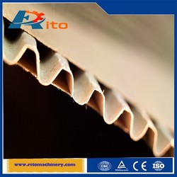 champion corrugated cardboard making machine of excellent performance kraft paper mill craft paper plant