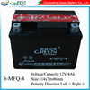 high cranking power lifan motorcycle spare parts, VRLA motorcycle battery 12V 4ah