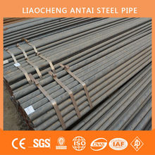 ASTM A106 GR.B 1 inch steel tube/pipe China manufacturer