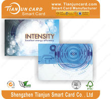 Negative Ion Fuel Saving Energy Saver Card, 120pcs / Box