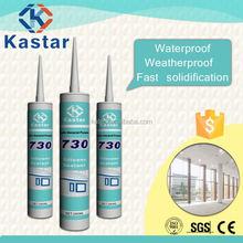 Kastar Professional aluminum silicone sealant 600ml building tall buildings