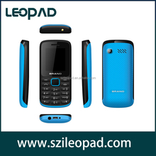 """1.8"""" TFT very free mobile phone new quad band dual sim cheap mobile phone with vibration FM bluetooth"""